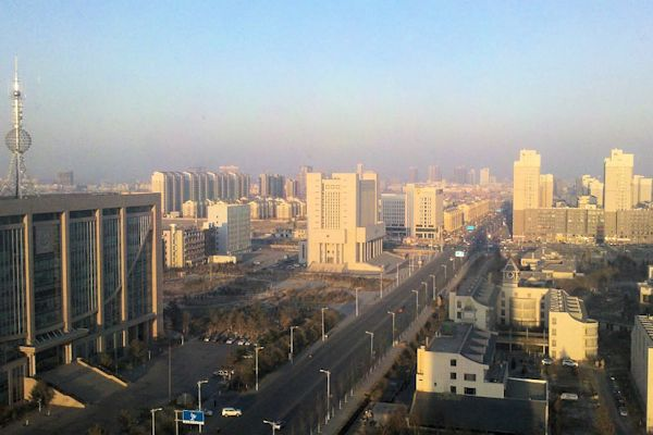 Bayannur China  city photos gallery : Chinese Cities with Over a Million Population Bayannur