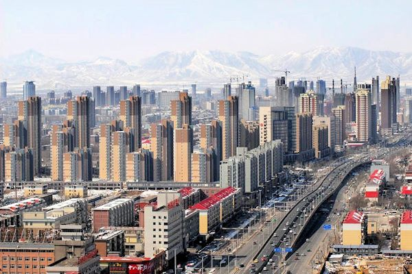 Chinese Cities with Over a Million Population -- Shijiazhuang