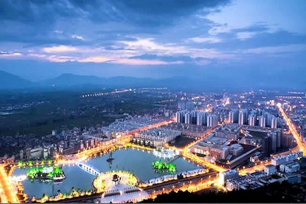 Zhaotong China  city pictures gallery : Chinese Cities with Over a Million Population Zhaotong
