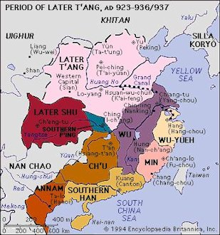 Later Tang Dynasty