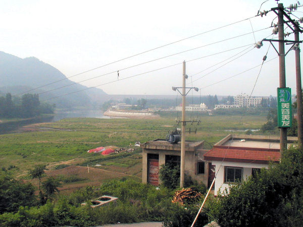Xinyang China  City new picture : High School in Xinyang, China