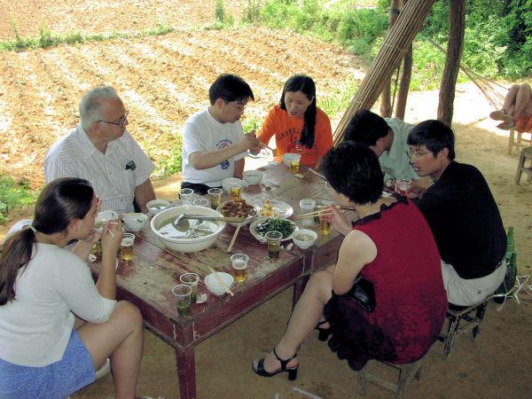 Xinyang China  city images : High School in Xinyang, China