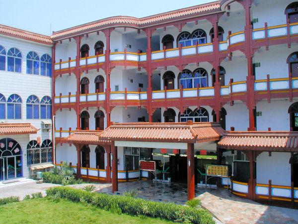 Xinyang China  city photos gallery : High School in Xinyang, China