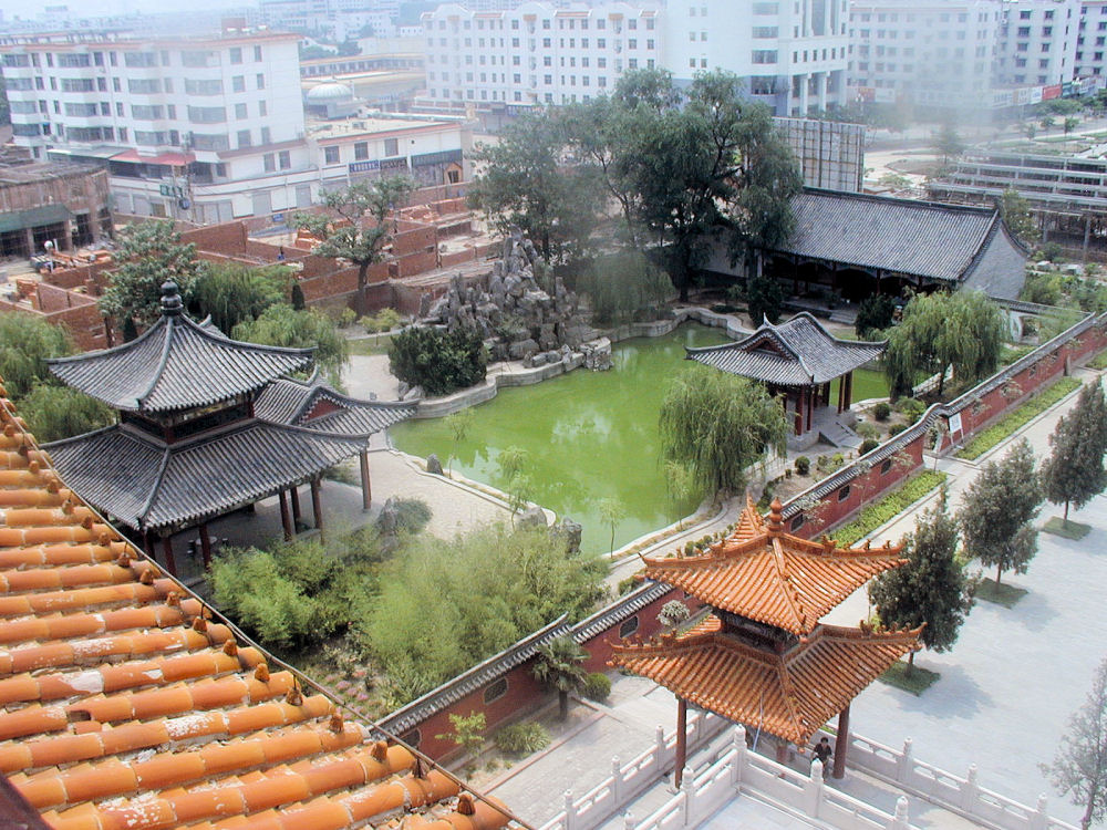 Xuchang China  city photos gallery : Spring Autumn Temple Xuchang, Henan Province, China Return