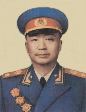 Long March Leaders - Marshal Nie Rongzhen