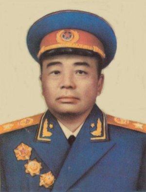 Long March Leaders - Marshal Peng Dehuai
