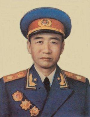 Long March Leaders - Marshal Xu Xiangqian