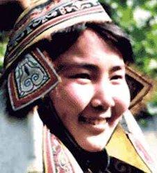 Hezhen Minority Chinese Nationalities Page 1