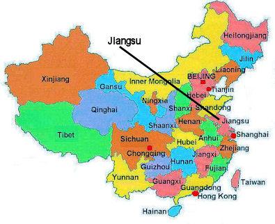 Jiangsu china