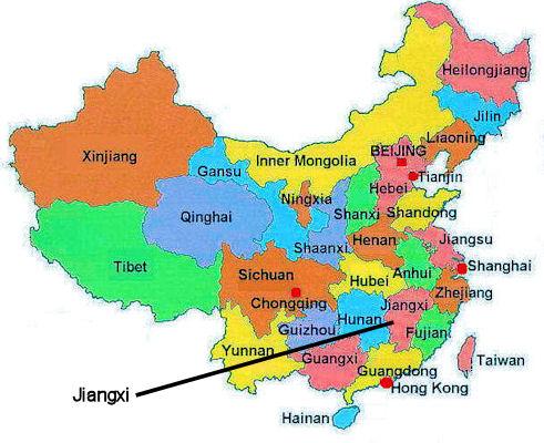 Resultado de imagem para jiangxi china