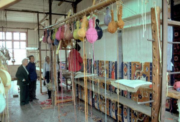 Rug Factory Chengdu Sichuan