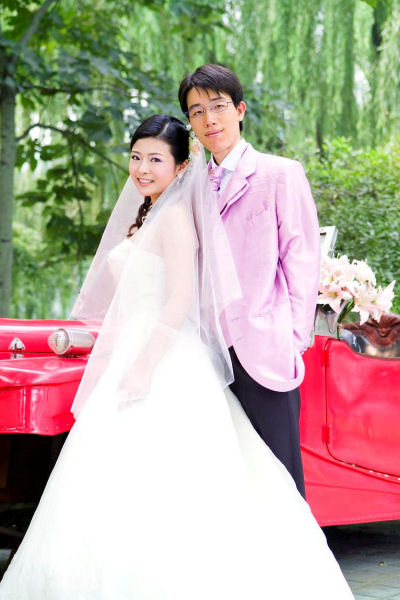 Lin Zhen and Zu Xiaoxi Wedding