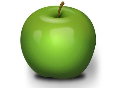 apple green - Apple Pictures To Color