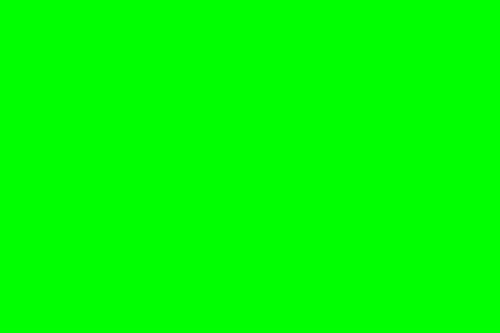 Internet Colors - Set of 1035 - Electric Green Color