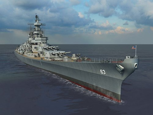 Battleship Grey Government Colors