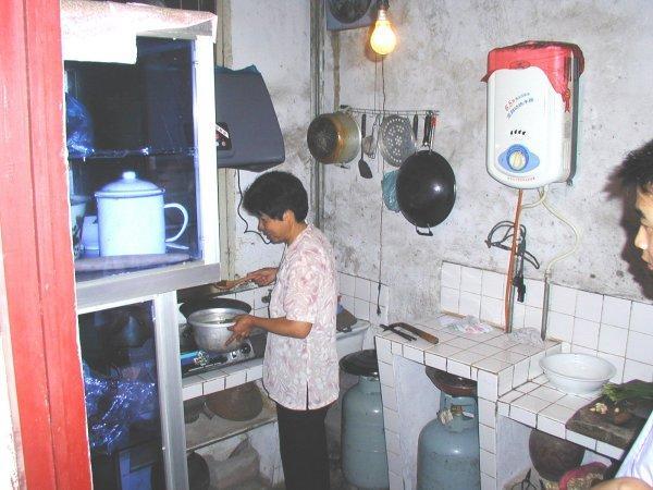 Sam Yu 39 S Family In Huoshan Anhui China