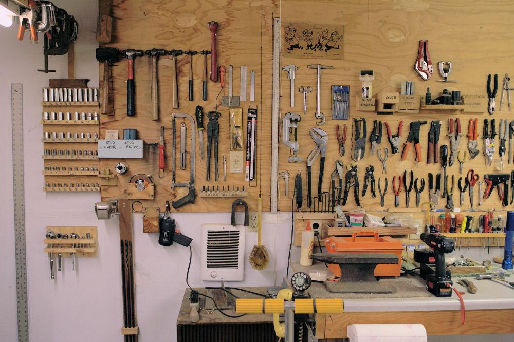 Landon noll 39 s pictures of nolls oregon shop - Organizador de herramientas ...
