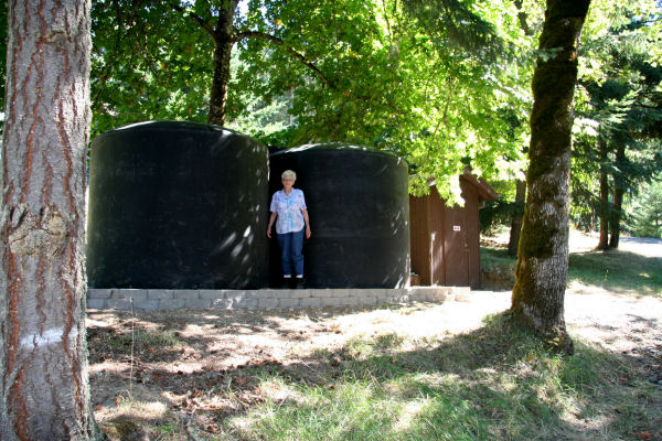 Water Storage Tanks 14 & Water Tanks Pleasant Hill Oregon Home of the Nolls