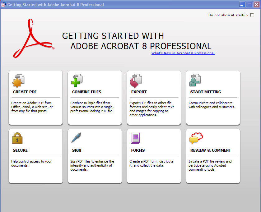Adobe acrobat 8 professional sgg crack download trial