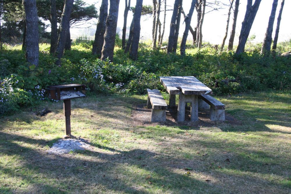 Ona Beach State Park, Oregon -- Return
