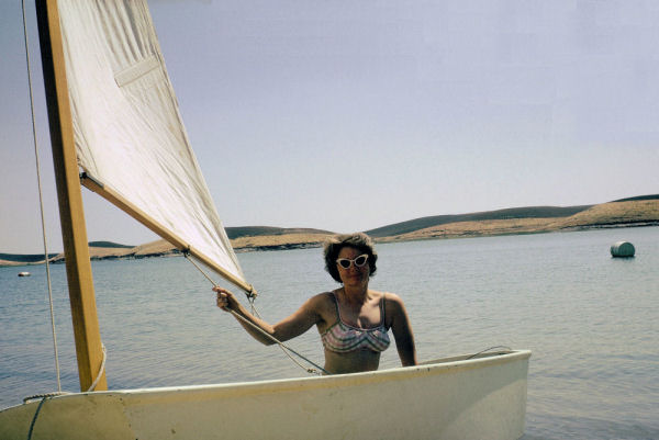 Bever: Looking for D4 sailing dinghy plans